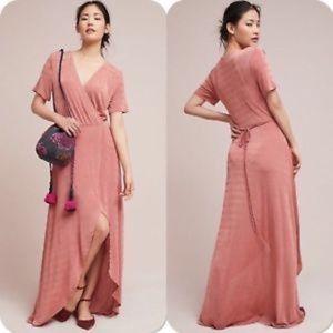 NWT - Anthropologie JOA Maxi Dress